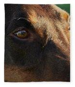Redman Fleece Blanket