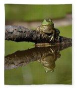 Reflecktafrog Fleece Blanket