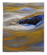Reflected Color Fleece Blanket