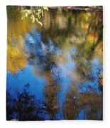 Reflection Perfection Fleece Blanket