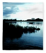 Reflection Time Fleece Blanket