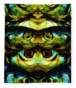 Reflections 1 Fleece Blanket