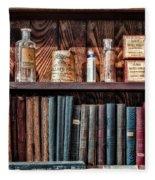 Remedies And Visiting List Fleece Blanket