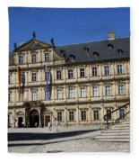 Residence Place - Bamberg Fleece Blanket
