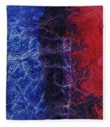 Rhapsody Of Colors 54 Fleece Blanket
