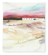 Ribera Del Duero In Spain 09 Fleece Blanket