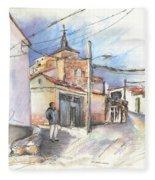 Ribera Del Duero In Spain 12 Fleece Blanket