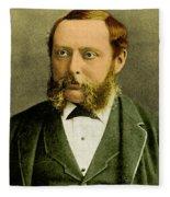 Richard A. Proctor, English Astronomer Fleece Blanket