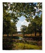 Richmond Park Fleece Blanket
