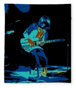 Cosmic Derringer In Spokane 1977 Fleece Blanket