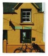 Ring Of Kerry, Co Kerry, Ireland Post Fleece Blanket