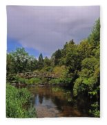 River Awbeg, Annesgrove Fleece Blanket