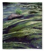 River Bandon, County Cork, Ireland Fleece Blanket