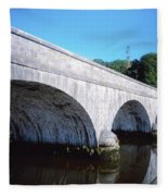 River Blackwater, Cappoquin, Co Fleece Blanket