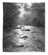 River Gaze Fleece Blanket