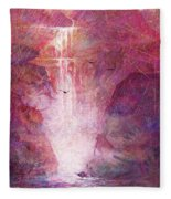 River Of Life Fleece Blanket