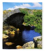 River Owenwee, Poisoned Glen, Co Fleece Blanket