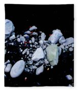 River Rock Fleece Blanket