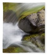 River Rocks II Fleece Blanket