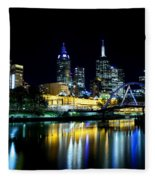 Riverside Fleece Blanket