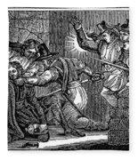 Robert Catesby (1573-1605) Fleece Blanket