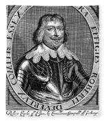 Robert Devereux (1591-1646) Fleece Blanket
