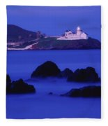 Roches Point, Whitegate, County Cork Fleece Blanket