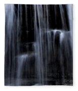 Rock Glen Water Falls Fleece Blanket