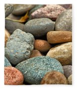 Rocks Fleece Blanket