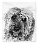 Rocky Fleece Blanket