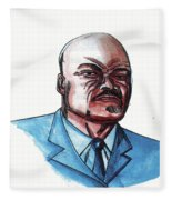 Roger Milla 02 Fleece Blanket