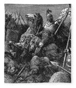Rome: Belisarius, C537 Fleece Blanket