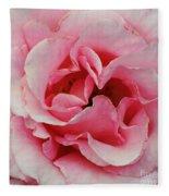 Rose 7 Fleece Blanket