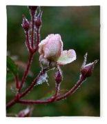 Rose Candelabra Fleece Blanket