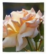 Rose Flower Series 15 Fleece Blanket