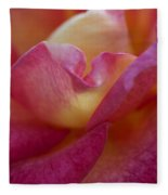 Rose Memories Fleece Blanket