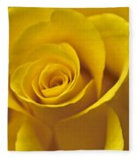 Rose Poetry Fleece Blanket