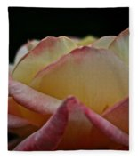 Rose Rising Fleece Blanket
