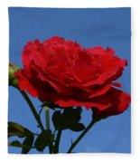 Rosie Skies Fleece Blanket