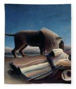 Rousseau: Gypsy, 1897 Fleece Blanket