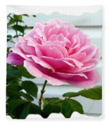 Royal Kate Rose Fleece Blanket