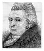 Royall Tyler (1757-1826) Fleece Blanket