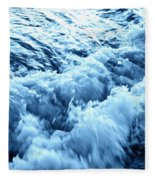 Ice Cold Water Fleece Blanket