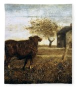 Ryder: The Pasture, C1875 Fleece Blanket