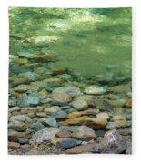 Sabbath Day Pool Fleece Blanket
