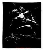Safer Sex Fleece Blanket