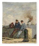 Sailors Fleece Blanket