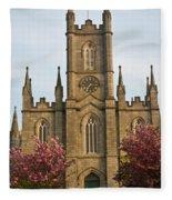 Saint Fin Barres Cathedral Cork 13 Fleece Blanket