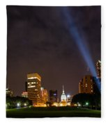 Saint Louis Lights Fleece Blanket