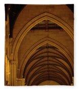 Saint Marys Church Interior 2 Fleece Blanket